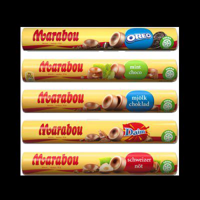 marabou choklad rulle